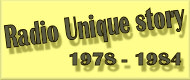 Radio Unique 1978-1984