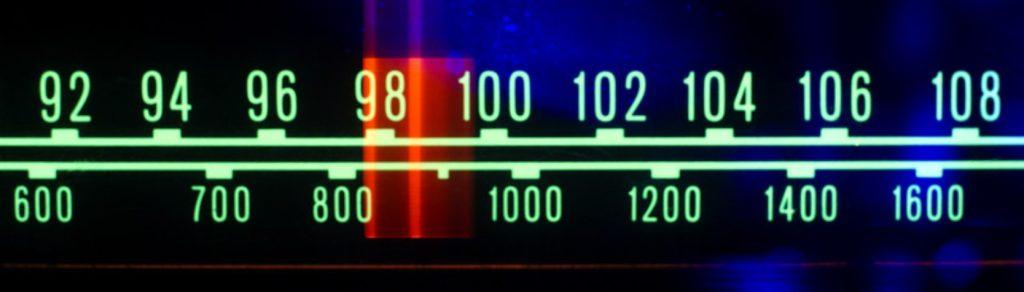 Unique op 98,1 FM